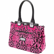 Cake by Petunia Cafe Carryall in Dragon Fruit Cake, Pink