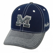 "Michigan Wolverines NCAA Top of the World ""High Post"" Memory Fit Flex Hat"