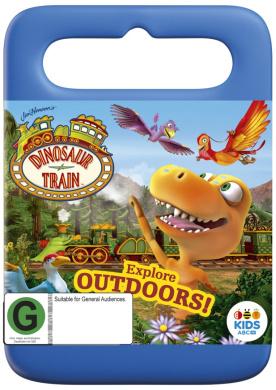 Dinosaur Train: Explore Outdoors [DVD_Movies]