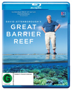 Great Barrier Reef with David Attenborough BD [Blu-ray] [Region B] [Blu-ray]