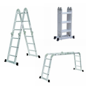 Homegear 3.8m Multi-Purpose Folding Ladder