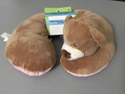 KellyBaby Bear Pink Bear Baby Travel Neck Pillow