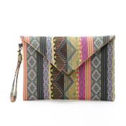 Usstore Women's Lady's Envelope Clutch Handbag Messenger Casual Purse Tote Ladies Bag