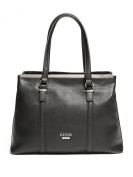 GUESS Women's Largo Pebbled Tote