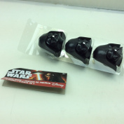 WM Plastic Figural Fillable Eggs - Star Wars Darth Vader 3pc. Set