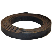 TOFL Leather Strap Midnight Brown 1.3cm Wide and 180cm Long.