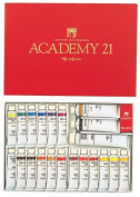 Kusakabe expert for oil paint set 21 colour set Academy 21