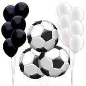 Veil Entertainment FIFA World Cup 2014 Soccer 15pc Balloon Pack