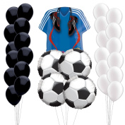 Veil Entertainment FIFA World Cup 2014 Deluxe Soccer 29pc Balloon Pack