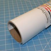 ThermoFlex Plus Iron on White Heat Transfer 38cm x 0.9m Roll