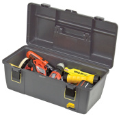Plano 50cm Grab N' Go Tool Box with Lift-Out Tray Grey