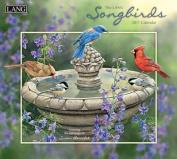 Cal 2017 Songbirds 2017 Wall Calendar