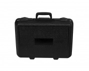 PFC 190-140-048-5SF Plastic Carrying Case, 48cm x 36cm x 12cm , Black
