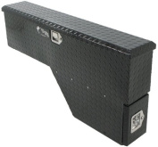 Uws Fw-48-Ds-D-Blk Black 120cm Driver Side Fenderwell Box With Drawer Slide