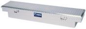 Uws Tbs-69-Sl Single Lid Slim Line Aluminium Toolbox With Bevelled Insulated Lid
