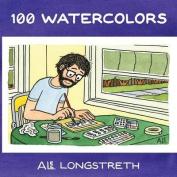 100 Watercolors