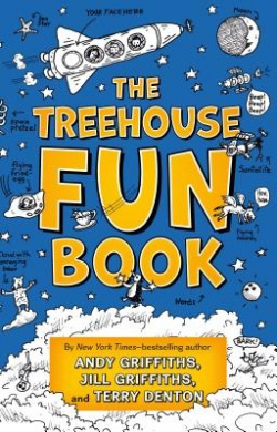 The Treehouse Fun Book (Treehouse Books)