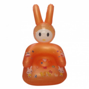 Qianle Kids Inflatable Sofa Chair Seat Cartoon Rabbit Designs Child Party Toy Gift