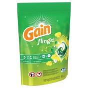 Gain Flings 42ct Original Laundry Detergent Pacs