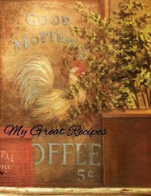 My Great Recipes: Vintage Sign