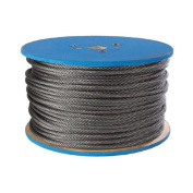 1/8 7X 26.5l Wire Rope 150m