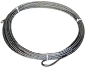 WARN 15276 Wire Rope and Hook Assembly