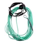 Seaweed Green 3/16 AmSteel Blue 15m ATV Cable Rope Teal