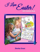 I Love Easter! Girl's Activity Book