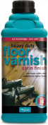 Heavy Duty Water Based Polyurethane for Floors Satin Finish Quart