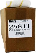 25811 Yellow Stripe Acrylic Roller, 10cm