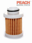 Peach Marine Parts PM-6D8-WS24A-00-00 Fuel Filter; Replaces Yamaha®