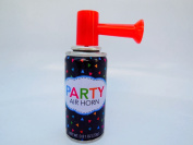 Air Horn for Parties, Birthdays, Special Events, Sports, Safety, Games, Camping, Graduation, Boating, and More