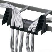 Panduit CMW-KIT Cable Management Waterfall Kit, Black
