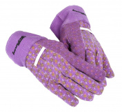 Forney 53452 Cotton Canvas Garden Ladies Gloves Fits All Sizes