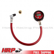 Longacre 53097 0-100 PSI Basic Digital Tyre Gauge w/ Active Display