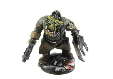 Kromlech Miniatures: Greatcoat Orc Squad Leader