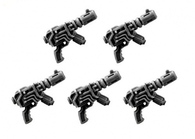 Kromlech Conversion Bitz: Legionary Magma Pistols (5)