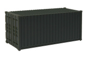 Walthers SceneMaster RS Undec Container, 6.1m