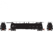Athearn G67825 HO TankTrain Intermediate Car, GATX/Late No #