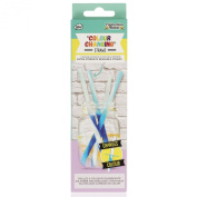 Celebration Nation Reusable Colour Changing Straws Party Supplies