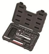 58 Piece Mechanics Tool Set with Storage Case
