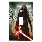 Got You Covered Star Wars Light Switch Cover or Outlet & /or Christmas Stocking Kylo REN with Stromtroopers
