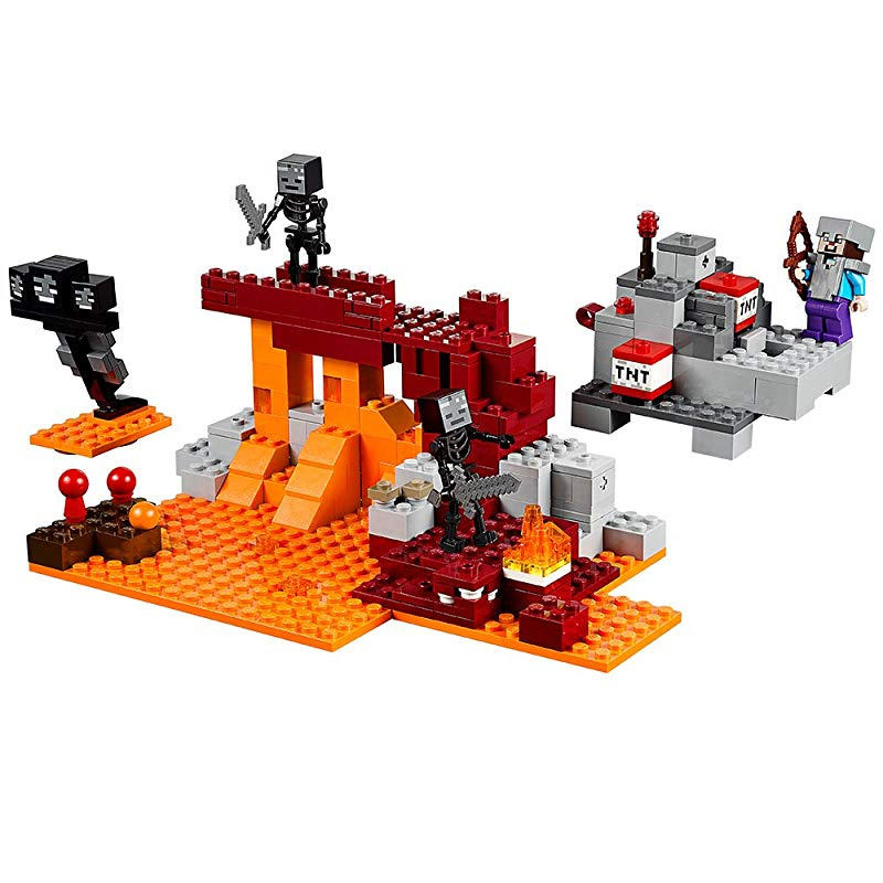 LEGO Minecraft 21126 The Wither Playset