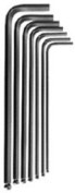 Lisle Metric Hex Key Set