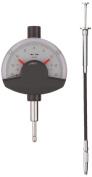 Brown & Sharpe 14.80005 Dial Comparator Gauge, 0cm Resolution, 0.01cm Measuring Range