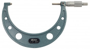 Mitutoyo - 103-220 - Ratchet Thimble Outside Micrometre, 5 to 6 Range