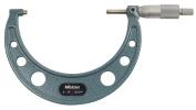 Mitutoyo - 103-219 - Ratchet Thimble Outside Micrometre, 4 to 5 Range