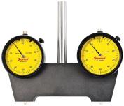 Starrett 649-5 Spindle Square, 0.3cm Graduation Range, 0cm Graduation Interval, 0-25-0 Dial Reading