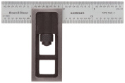 Brown & Sharpe 599-555-2.5cm Adjustable Double Square