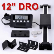 Digital Readout Lathe Milling Machine